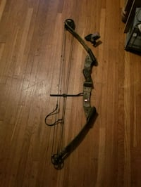 black and green compound bow Austin, 55912