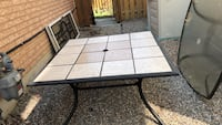Patio Table With Umbrella hole PRICE NEGOTIABLE Vaughan, L6A 2R8