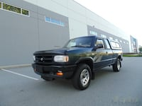 1997 Mazda B4000 4X4 CAB PLUS AUTOMATIC A/C LOCAL BC NEW WESTMINSTER