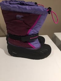 Sorel Girl Youth Winter Boots Size 6 Toronto, M1L 2T1