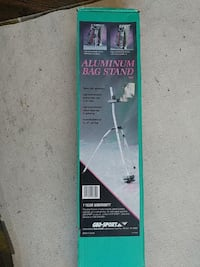 Golf club stand new in box