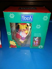 Winnie the Pooh Christmas Ornaments