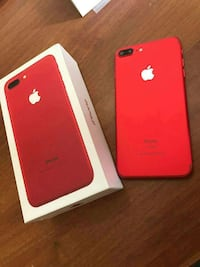 iPhone 7 plus rosso clone  Breme, 27020