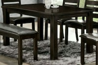 Simmons Table ONLY, Durango Oversize Dining Table  276 mi