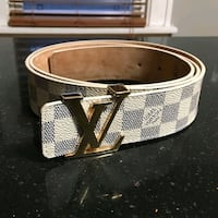 Louis Vuitton Belt Dallas