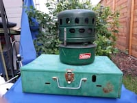 green and black Coleman gas grill London, N6J 2W2