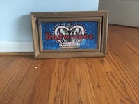 brown wooden framed painting of man Silver Spring, 20904