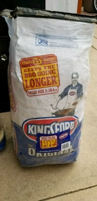 Brand new sealed bags of Kingsford 2-Pack 18.6-lb  Salinas, 93906