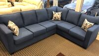 Canadian Made Sectional!