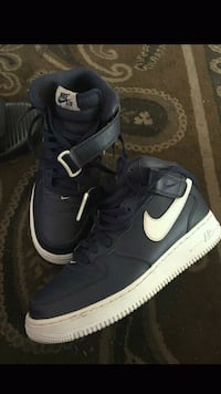 Size 8 1/2 men air force one Los Angeles, 91405