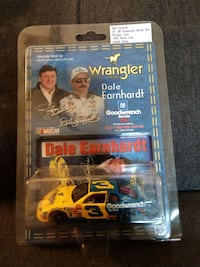 Dale Earnhardt #3 GM Goodwrench Limited Edition Car Collectible Charleston, 29414