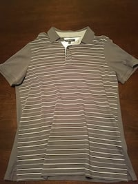brown striped collared shirt Chandler, 85286