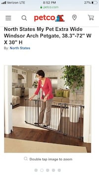 Child/pet gate with lockable door Silver Spring, 20901