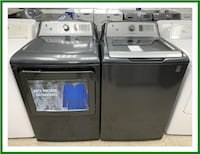 GE set (washer and dryer) Charlotte