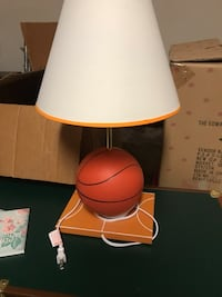 white and pink table lamp Gilbert, 85233