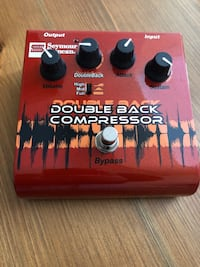 Seymour Duncan Double Back Compressor