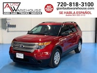 Ford Explorer 2012 Brighton