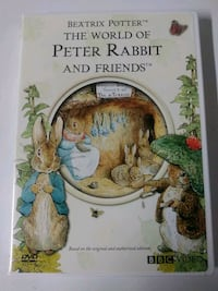 Beatrix Potter The World of Peter Rabbit and Frien Baltimore