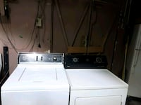 white washer and dryer set Montreal East, H1B 5A3