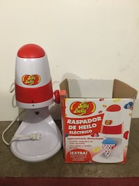 Jelly belly ice scones maker Toronto, M6A 2P6