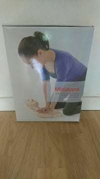Mini Anne HLR- Docka inkl instructions dvd Lund, 224 68