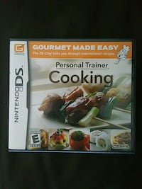 Personal Trainer- Cooking DS Game Urbandale, 50322