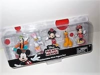 ~BRAND NEW~ Disney Mickey Mouse and Minnie Mouse five figure set Papillion, 68046