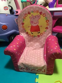 peppa pig chair Brampton, L6Y 4W6