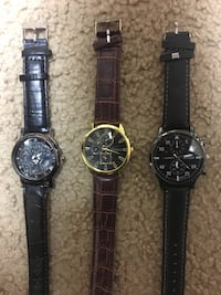Watches (priced individually )