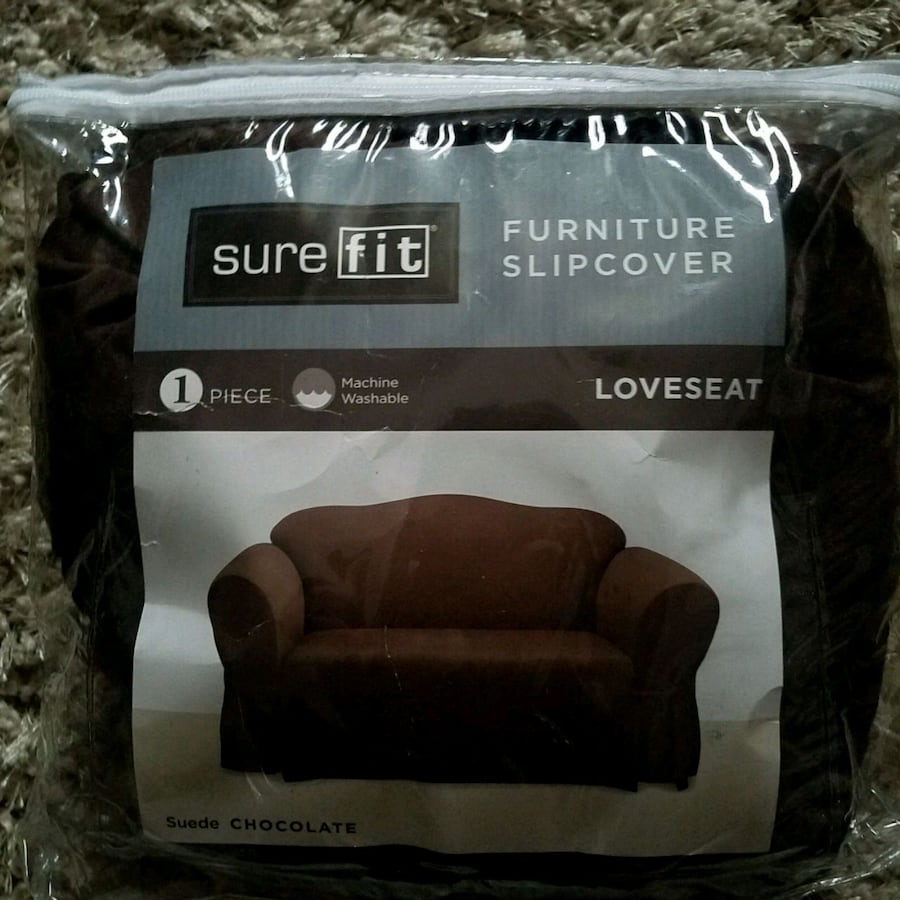 Beautiful Sure Fit loveseat cover
