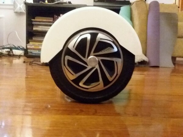 Used White And Black Lamborghini Hoverboard For Sale In Great Neck