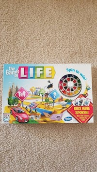 The Game of Life game board box Alexandria, 22314