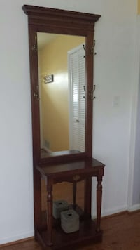 Full length Mirror -Coat Hook Hallway Arlington