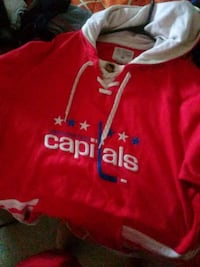 Capitals hoodie Silver Spring, 20904