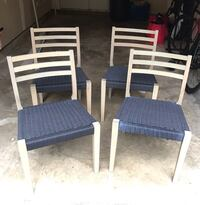 4 Dining Chairs Alexandria, 22304