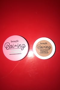 Benefit boing concealers NO 2.  Small size.  Brand new