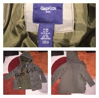 Lot of jackets for kids Toronto, M4K 2G9