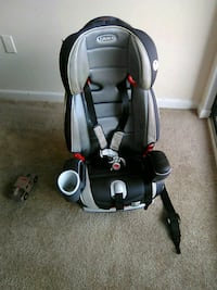 baby's black and gray Graco car seat Rockville, 20851