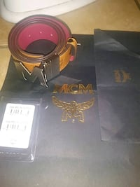Mcmbelt with reciept and bag and card  Saint Petersburg, 33705