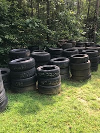 Over 300 used tires, for sale. Would like to sell all of them at once Barboursville, 22923