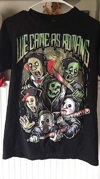 We Came As Romans halloween t-shirt  Pahrump, 89061