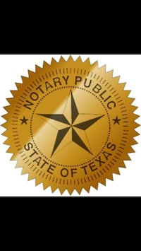 Used Mobile Certified Licensed And Bonded In Texas Notary