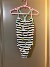 Worn Once! Lil Girls One Piece Swimsuit Indianapolis, 46204