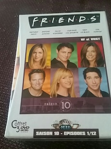 Collection dvd friends