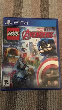 Lego marvel super heroes sony ps4 game Lacombe, T4L 1M1