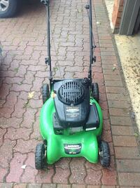 "Lawn boy 20"" mulching mower with Koehler 149cc 4 stroke engine starts first pull 575 km"