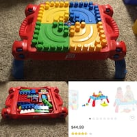 Mega Bloks Table Grant, 35747