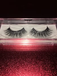 two black and white false eyelashes West Sacramento, 95605