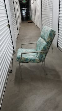 Outdoor patio chairs with cushions Los Angeles, 90012