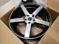 """Wheels mags 19"""" bmw new in box"""